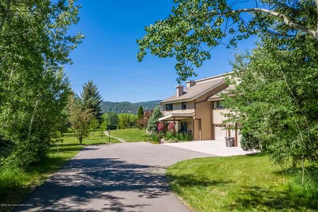 146 Fidler Lane, Thayne, WY 83127 (MLS #20-2064) :: West Group Real Estate