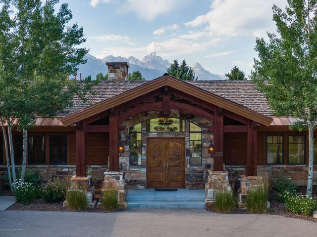 255 E Spruce Dr, Jackson, WY 83001 (MLS #20-2233) :: West Group Real Estate