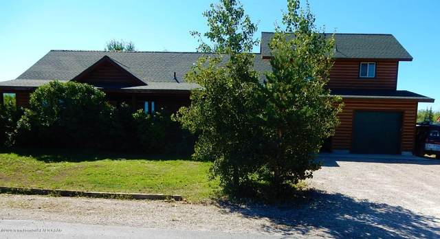 1949 Targhee Ridge Dr, Driggs, ID 83422 (MLS #20-2287) :: The Group Real Estate