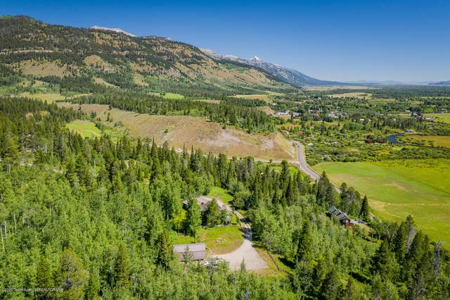 6190 W Heck Of A Hill Rd, Wilson, WY 83014 (MLS #20-2304) :: West Group Real Estate