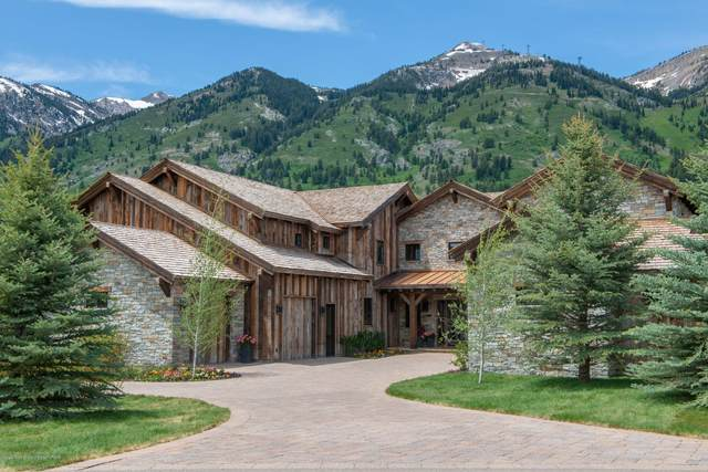 3365 Four Pines Road, Teton Village, WY 83025 (MLS #20-239) :: West Group Real Estate