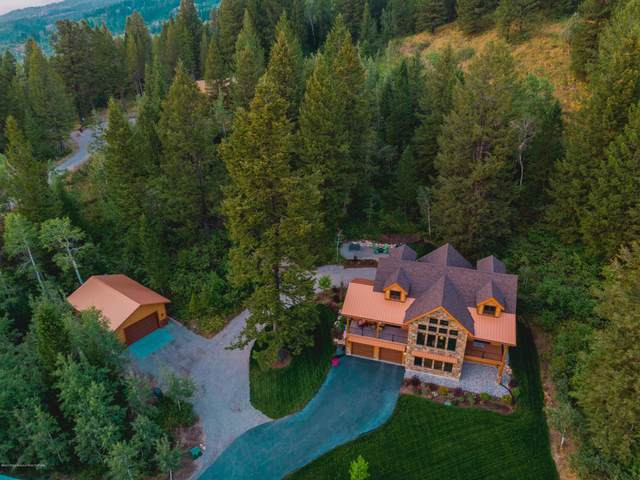 1260 Trail Ridge Rd, Alpine, WY 83128 (MLS #20-2531) :: West Group Real Estate