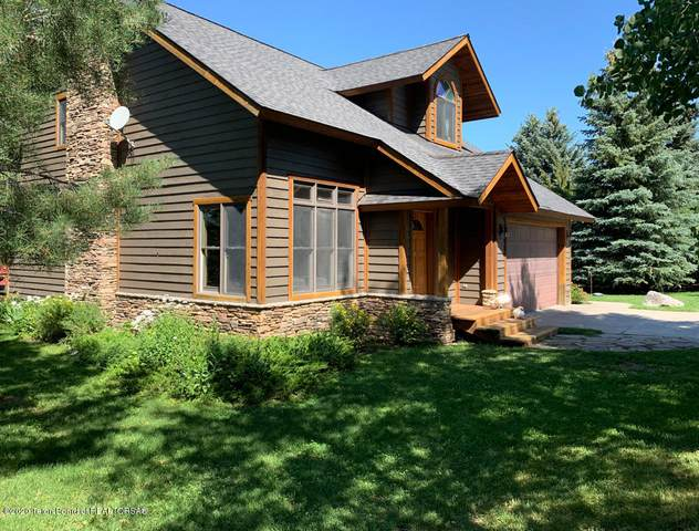 295 Targhee Towne Rd, Alta, WY 83414 (MLS #20-2540) :: West Group Real Estate