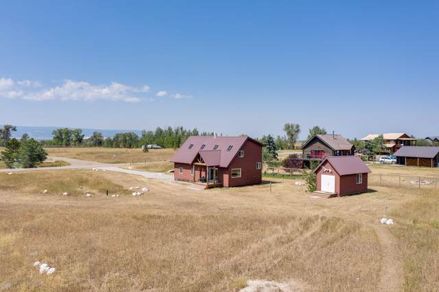 1399 Targhee Ranch Drive, Driggs, ID 83455 (MLS #20-2554) :: Sage Realty Group