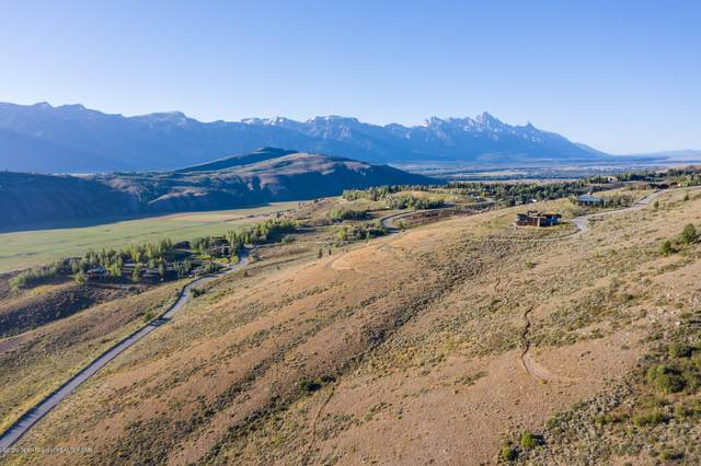 1265 Lower Ridge Rd, Jackson, WY 83001 (MLS #20-2726) :: Sage Realty Group