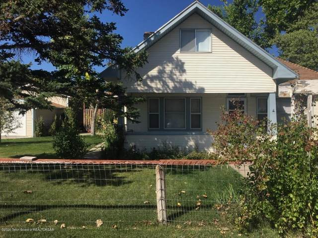 235 N Fish St, Big Piney, WY 83113 (MLS #20-2804) :: West Group Real Estate