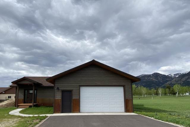 42 Stewart Country Club Way, Thayne, WY 83127 (MLS #20-295) :: Sage Realty Group