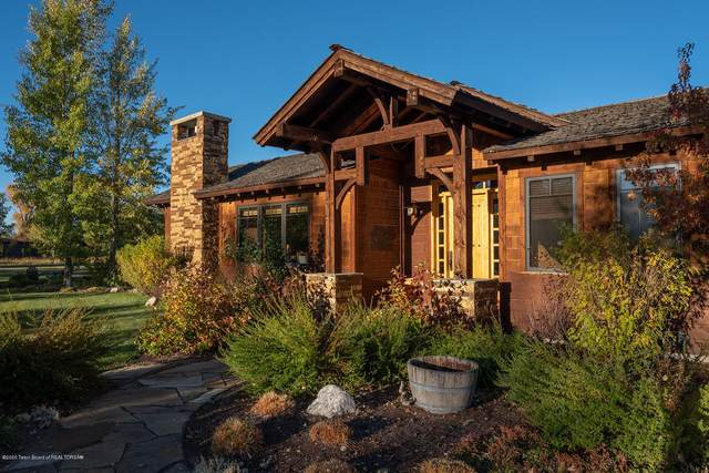 6080 Golden Currant Ct, Jackson, WY 83001 (MLS #20-3007) :: West Group Real Estate