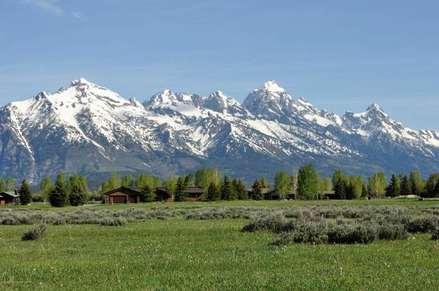 6574 Ryegrass, Jackson, WY 83001 (MLS #20-307) :: West Group Real Estate