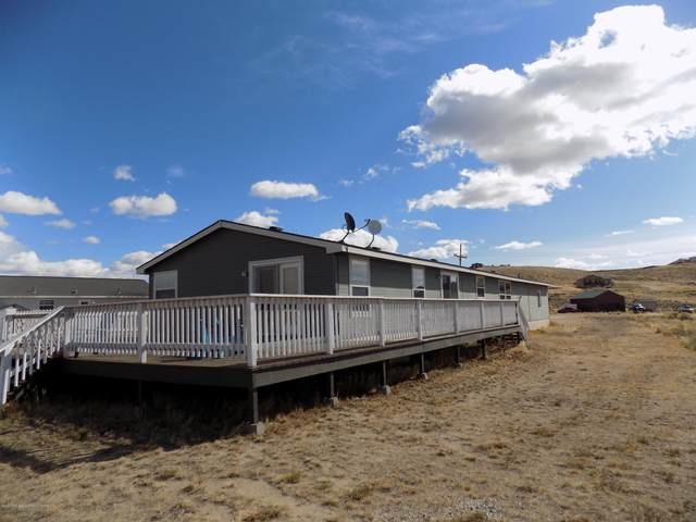 93 Blackhawk Trl, Pinedale, WY 82941 (MLS #20-3159) :: Sage Realty Group