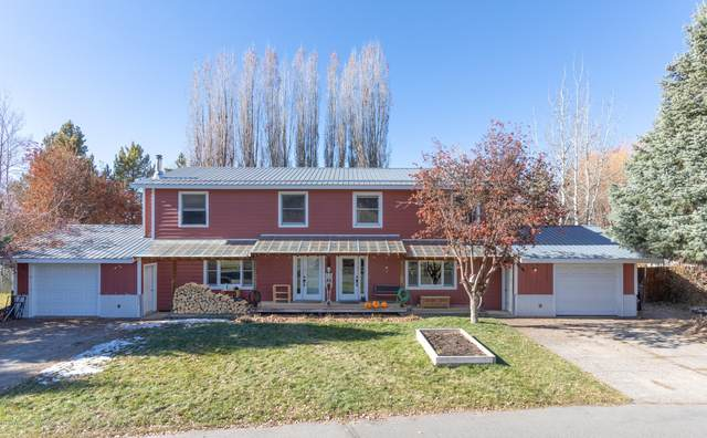 2186 Corner Crk, Jackson, WY 83002 (MLS #20-3373) :: Sage Realty Group