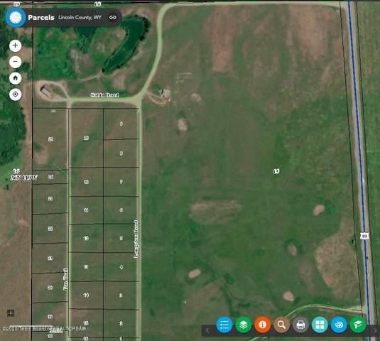 162 Cabin Road, Alpine, WY 83128 (MLS #20-3412) :: Coldwell Banker Mountain Properties