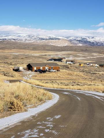 39 N Shoshone Trl, Pinedale, WY 82941 (MLS #20-3431) :: The Group Real Estate