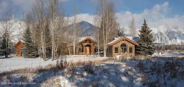 6645 N Lower Cascade Dr, Jackson, WY 83001 (MLS #20-3469) :: West Group Real Estate