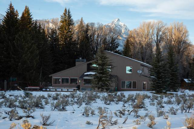 450 E Phelps Canyon Rd, Jackson, WY 83001 (MLS #20-3512) :: Sage Realty Group