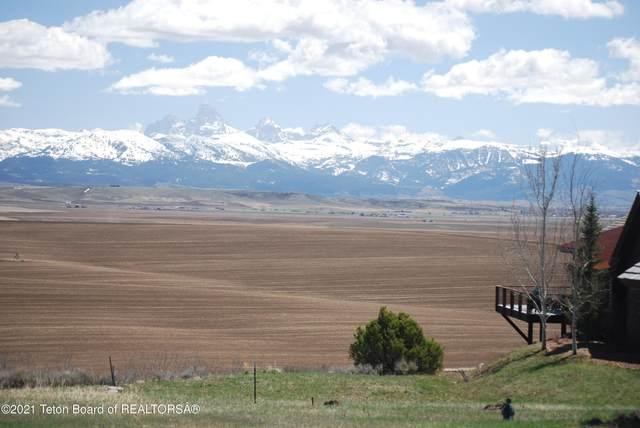 9555 River Rim Unit 4, Tetonia, ID 83452 (MLS #20-3568) :: Coldwell Banker Mountain Properties