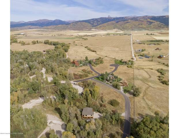 Address Not Published, Driggs, ID 83422 (MLS #20-415) :: Sage Realty Group