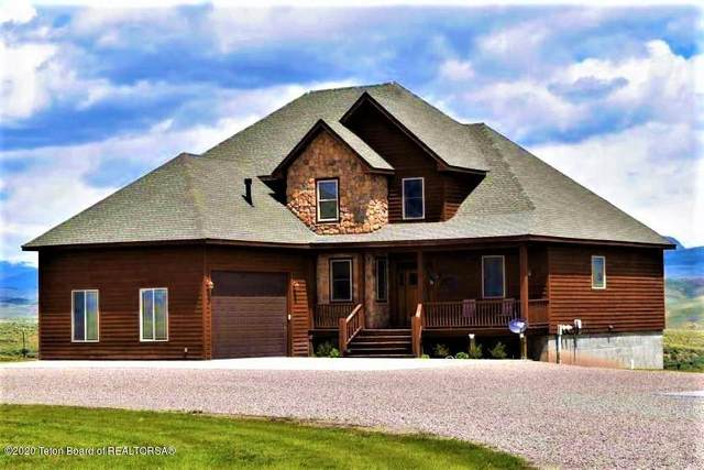 41 Big Loop Rd, Pinedale, WY 82941 (MLS #20-495) :: West Group Real Estate