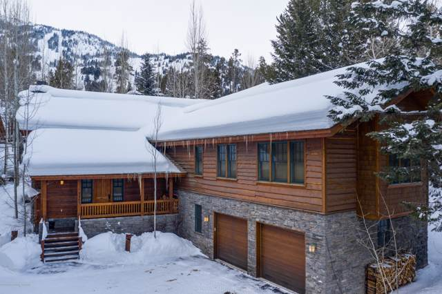 7469 Granite Loop Rd, Teton Village, WY 83025 (MLS #20-52) :: West Group Real Estate
