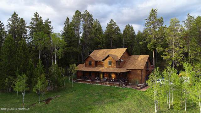 795 Dell Creek Rd, Alpine, WY 83128 (MLS #20-520) :: West Group Real Estate