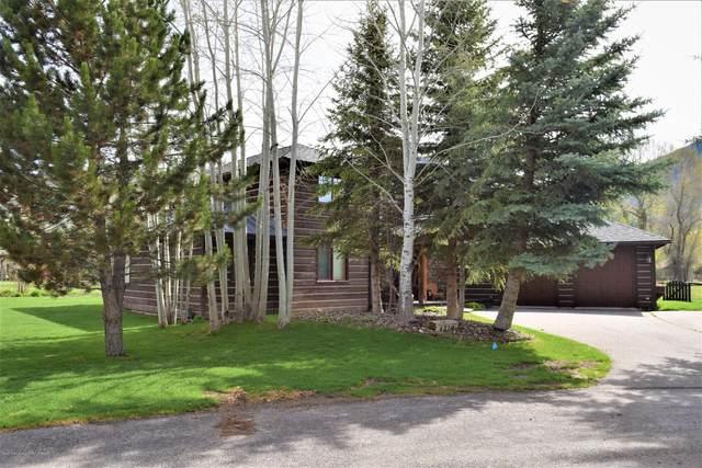4210 Fallen Leaf Lane, Jackson, WY 83001 (MLS #20-523) :: West Group Real Estate