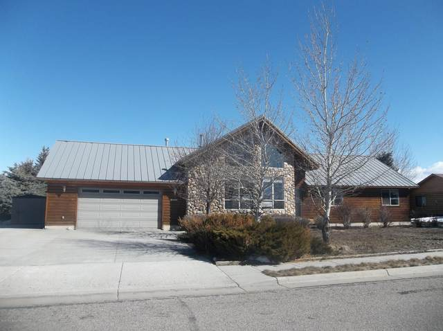 1312 Club House Rd, Pinedale, WY 82941 (MLS #20-541) :: West Group Real Estate