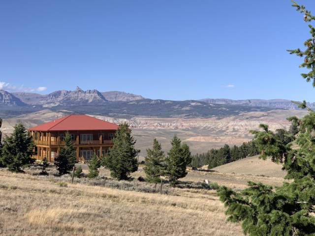 199 Uphill Road, Dubois, WY 82513 (MLS #20-59) :: Sage Realty Group