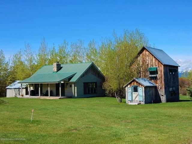 1890 Larsen Lane, Alta, WY 83414 (MLS #20-598) :: Sage Realty Group