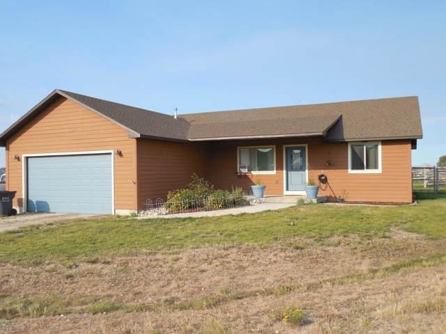 31 Spring Gulch Rd, Pinedale, WY 82941 (MLS #20-60) :: Sage Realty Group