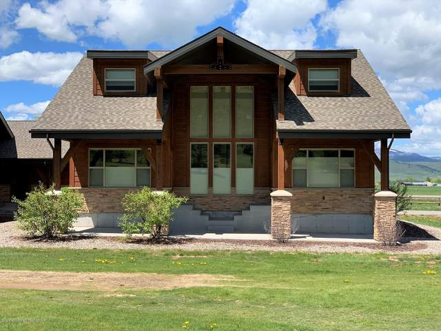 168 Johnny Miller Drive, Afton, WY 83110 (MLS #20-657) :: West Group Real Estate
