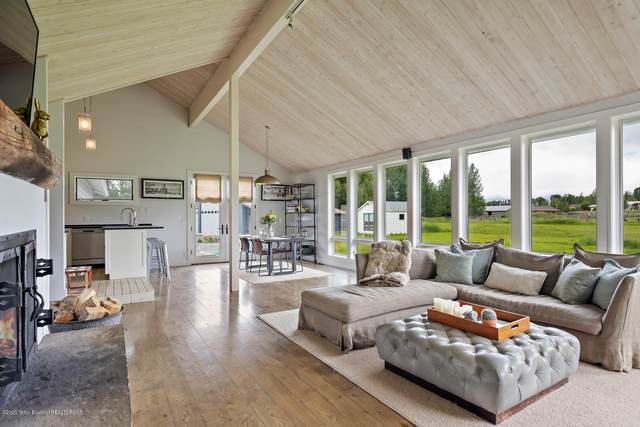 1405 W Hoyt Lane, Jackson, WY 83001 (MLS #20-702) :: West Group Real Estate