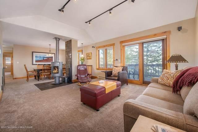 3655 W Michael Drive B-4, Teton Village, WY 83025 (MLS #20-709) :: The Group Real Estate