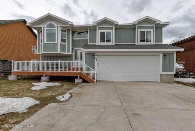 455 Greys River Loop, Alpine, WY 83128 (MLS #20-713) :: West Group Real Estate