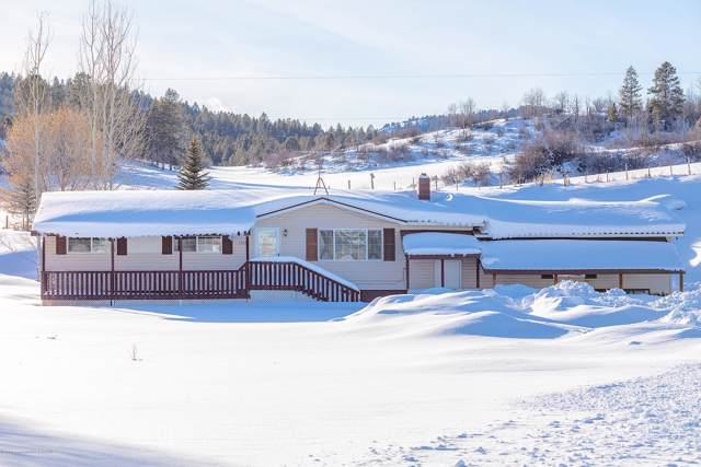 Address Not Published, Thayne, WY 83127 (MLS #20-79) :: Sage Realty Group