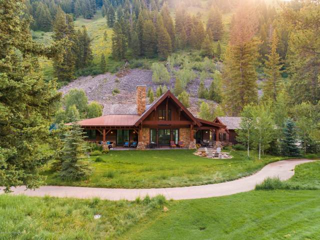 15545 Tall Timber Rd, Jackson, WY 83001 (MLS #20-793) :: West Group Real Estate