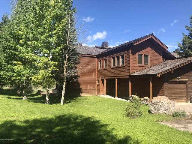 1800 N Spirit Dance Road C-12, Jackson, WY 83001 (MLS #20-897) :: West Group Real Estate