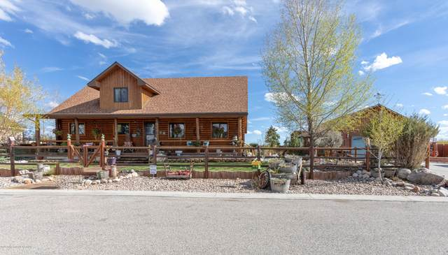 160 Spruce St, Pinedale, WY 82941 (MLS #20-932) :: West Group Real Estate