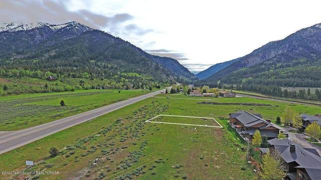 LOT 14 Snake River Junction, Alpine, WY 83128 (MLS #20-970) :: Sage Realty Group
