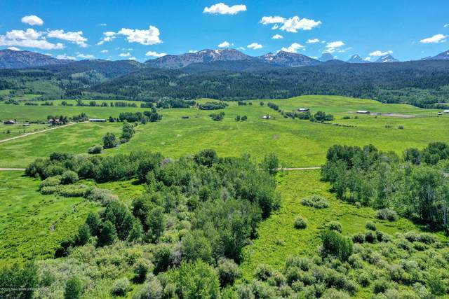 LOT 1 & 2 W Dry Creek Meadows, Alta, WY 83414 (MLS #20-991) :: Sage Realty Group