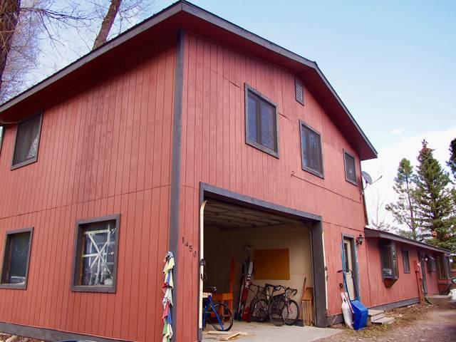 1450 N West St, Wilson, WY 83014 (MLS #21-1011) :: West Group Real Estate