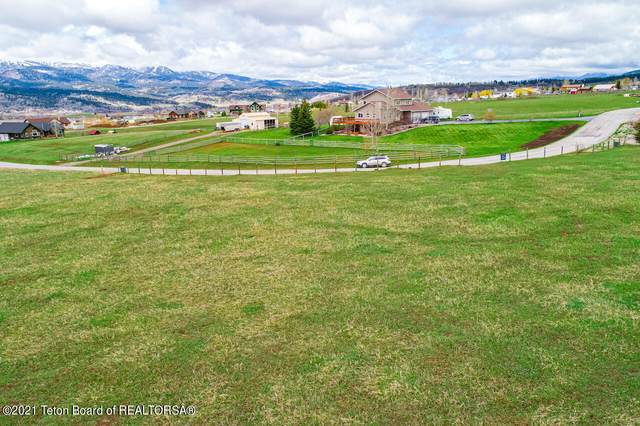 TBD - 79 Lariat Drive, Etna, WY 83118 (MLS #21-1013) :: Coldwell Banker Mountain Properties