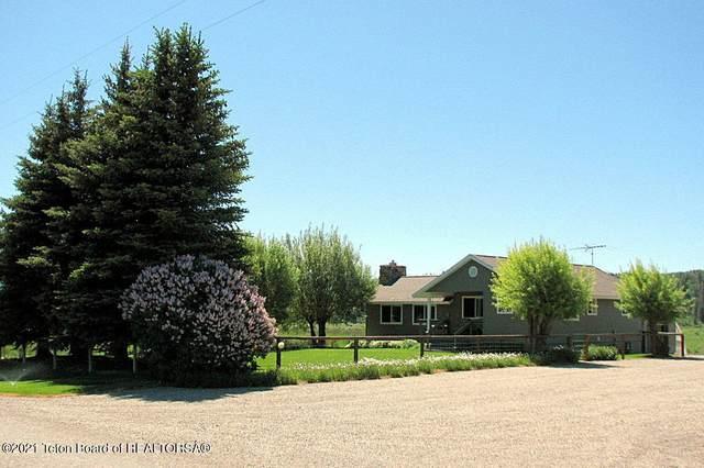 129 Jackknife Rd, Freedom, ID 83120 (MLS #21-1060) :: West Group Real Estate