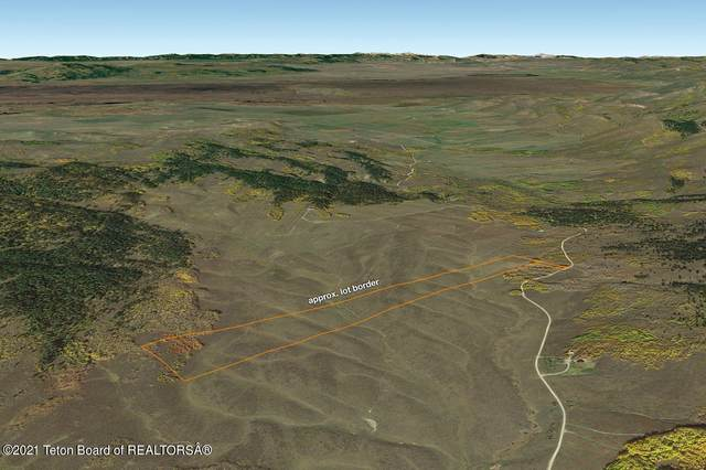 LOT 8 Munrow Meadows, Wayan, ID 83285 (MLS #21-1182) :: West Group Real Estate