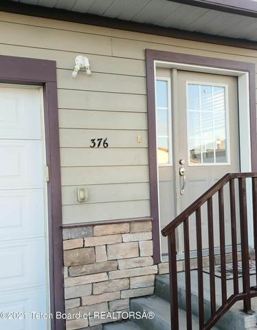 376 Cole Ave, Pinedale, WY 82941 (MLS #21-1211) :: Coldwell Banker Mountain Properties
