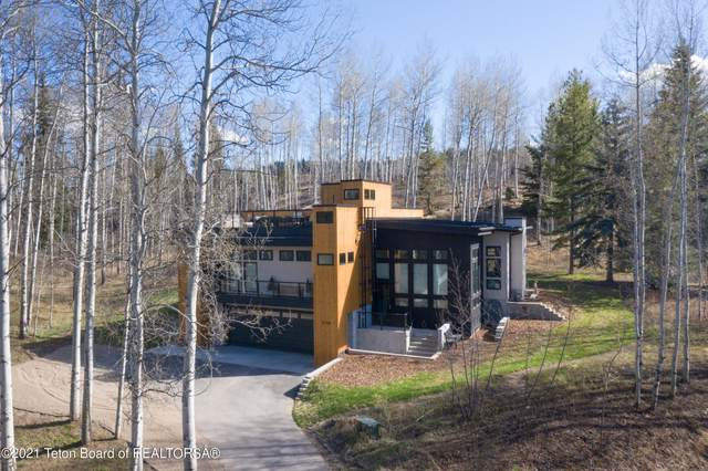 3130 W Teal Road, Jackson, WY 83001 (MLS #21-1298) :: Coldwell Banker Mountain Properties