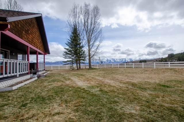 125 Wagon Rut Ln, Auburn, WY 83111 (MLS #21-1316) :: West Group Real Estate