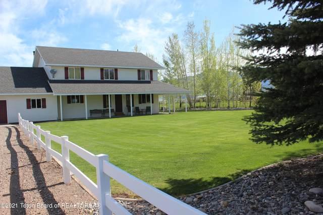 221 Jay Bob Ln, Afton, WY 83110 (MLS #21-1362) :: Coldwell Banker Mountain Properties