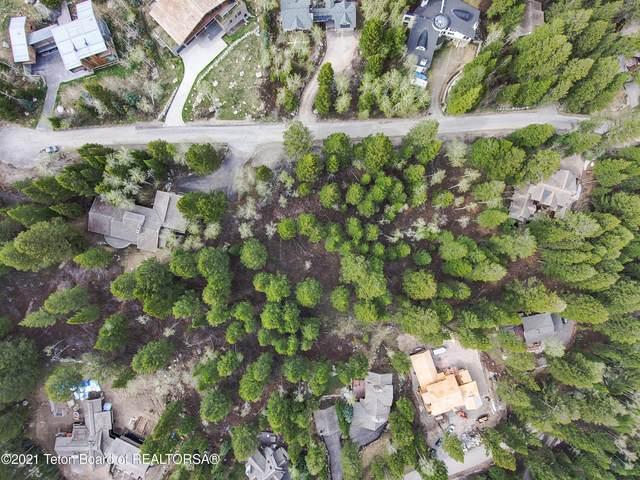 3770 W Esther Way, Teton Village, WY 83025 (MLS #21-1454) :: Coldwell Banker Mountain Properties