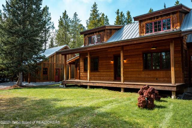 313 Spruce St, Alpine, WY 83128 (MLS #21-1520) :: Coldwell Banker Mountain Properties