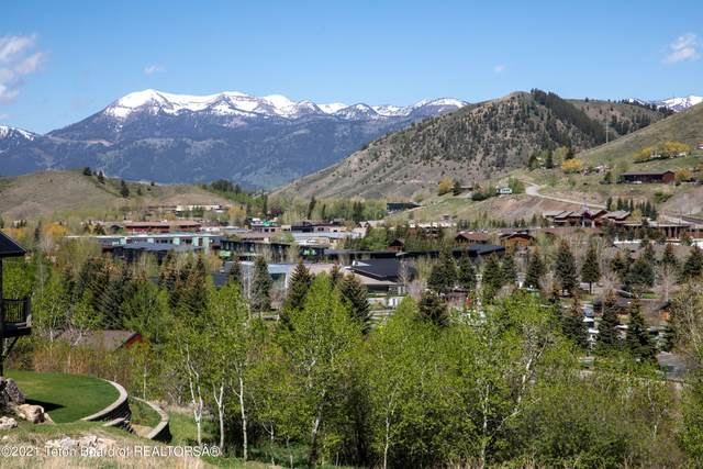 701 Rodeo Drive, Jackson, WY 83001 (MLS #21-1561) :: Coldwell Banker Mountain Properties
